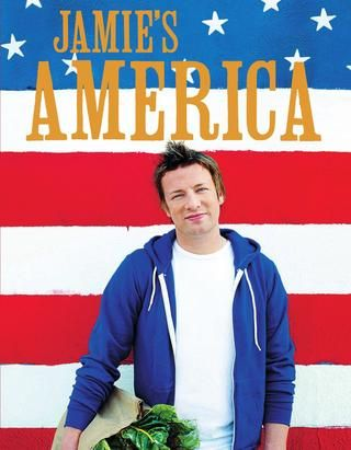 A sneak peak in the New York section. Great Recipes from Jamie Oliver!