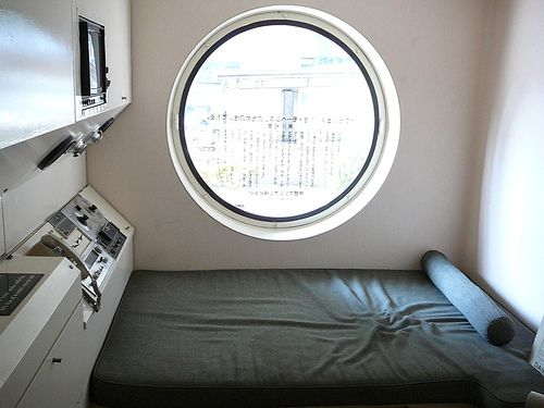 Nakagin Capsule Tower by Kisho Kurokawa - MAS = More
