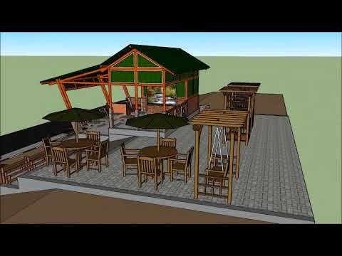 Desain Kedai Kopi Minimalis In 2020 Cafe Shop Design Restaurant Interior Design Design
