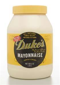 The only mayo there is...