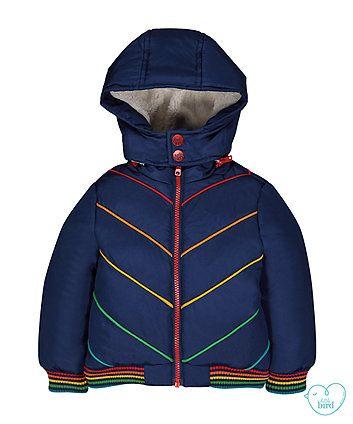 Boys Pure Cotton Pique Hoodie Sweatshirt Zip Up Hoodie Age 3-16 Years RRP £16