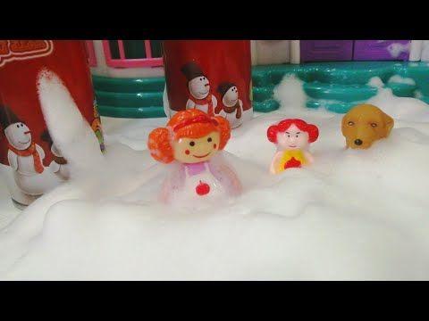 لولو وجنا يغرقون في الثلج ويغرقون الشارع العاب العيد العاب اطفال لعبة الثلج قصص اطفال Youtube Disney Characters Disney Princess Disney