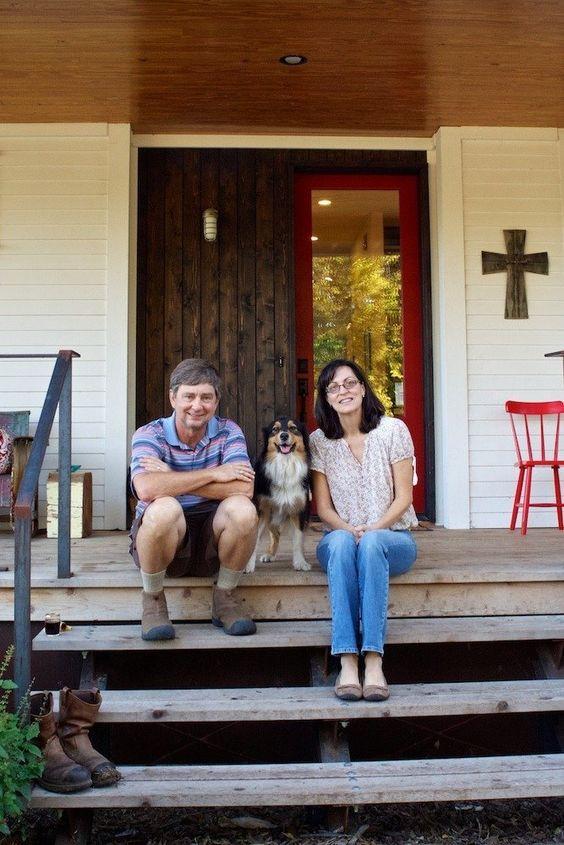Glenn and Paula's New Life Farmhouse