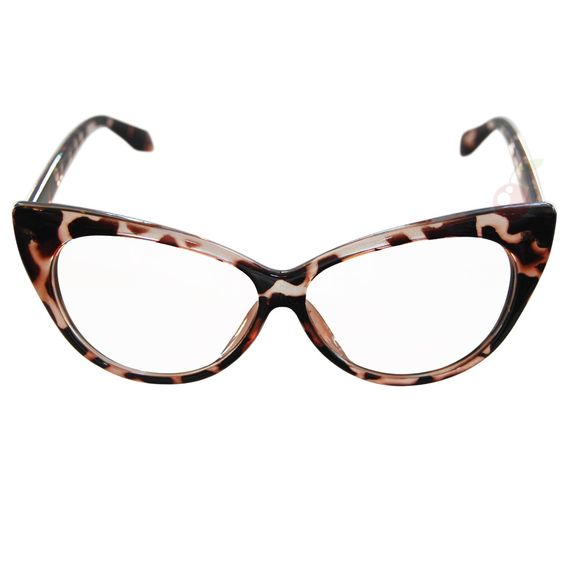 cat eye glasses   1950's Cat Eye Glasses   Rockabilly   Retro   Costume   Grease ...