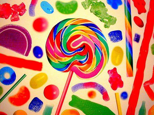 candy world wallpaper - photo #7