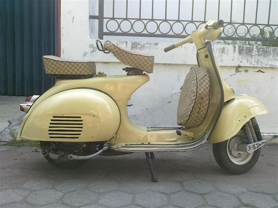 VESPA 1964 Klasik! Kaskus - The Largest Indonesian Community - küchenfronten lackieren lassen