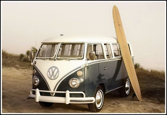 VW- Combi Surf