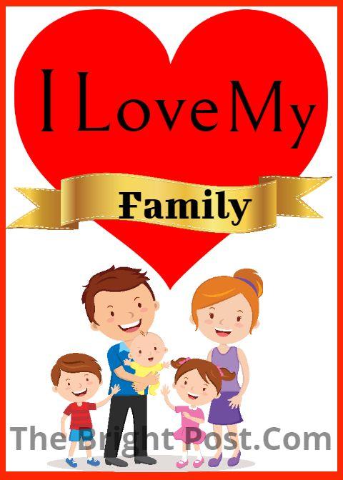 I Love My Family Photos For Whatsapp Status Love My Family