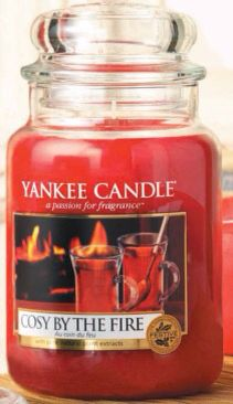 Yankee candle Cosy by the fire Q4 fragrance 2015                                                                                                                                                      More