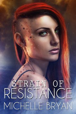 http://bit.ly/25MtZwi -        Strain of Resistance by Michelle Bryan  Bixby was 12 years old when the world ended. A mysterious mist had blanketed the earth, turning most of the world's population into blood-sucking monsters. The remaining survivors plummeted to the bottom of the food chain. Now, eight brutal years later, these survivors face another challenge-a new threat is turning the tide of war between humans and the infected. This threat may very well spell doom