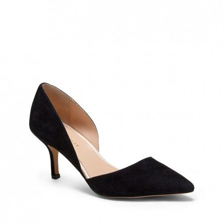 Jenn dorsay pump - Black Leather | Adobe, Pump and Trousers