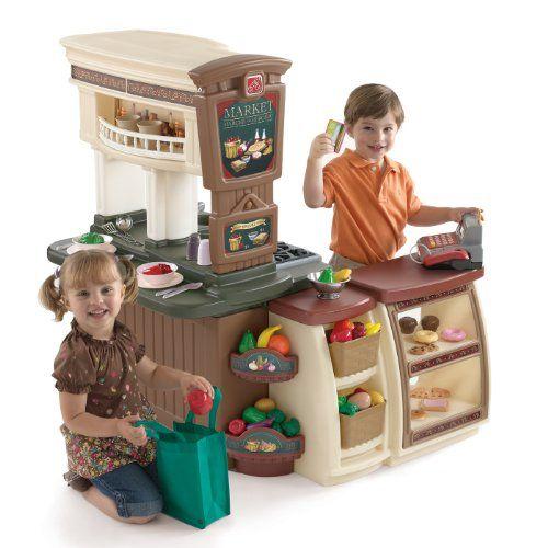 step2 fresh market kitchen | kids play kitchen | kitchen for kids