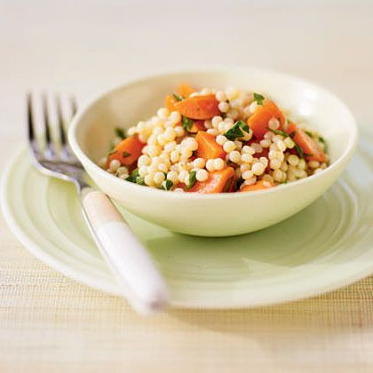 Middle Eastern Carrot Salad by Cooking Light