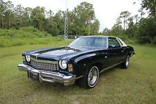 Chevrolet : Monte Carlo Landau 5.7L 350 V8 Must See Call Now Don't Miss It
