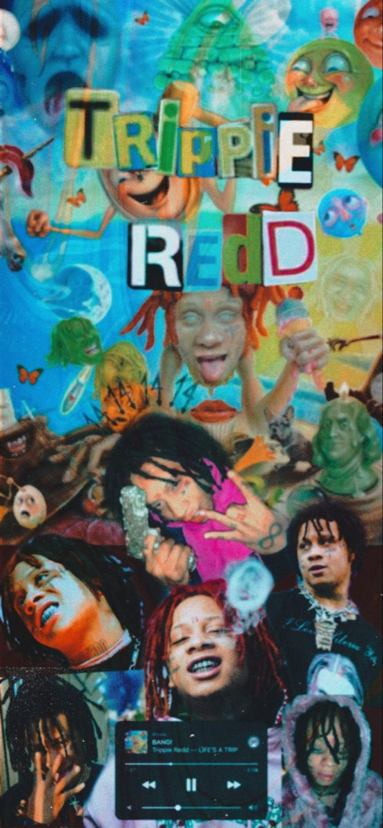 Trippie Redd Wallpaper Trippy Iphone Wallpaper Trippie Redd Rapper Wallpaper Iphone