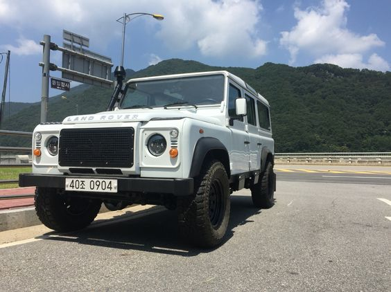 Defender in masuri garage