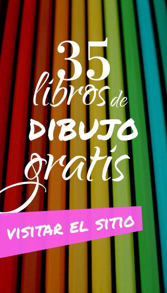 35 Libros De Dibujo Gratis Pdf Libros De Dibujo Pdf Libro De Dibujo Dibujos Gratis