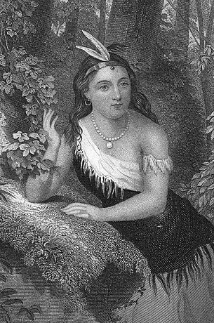 a biography of indian princess pocahontas The true story of pocahontas historian camilla townsend separates fact from fiction, as a new documentary premieres about the american indian princess pocahontas wasn't even a teenager when john.