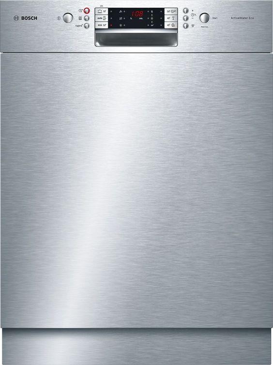 Bosch Smu65p25eu Geschirrspaler Geschirrspuler Geschirr Bosch