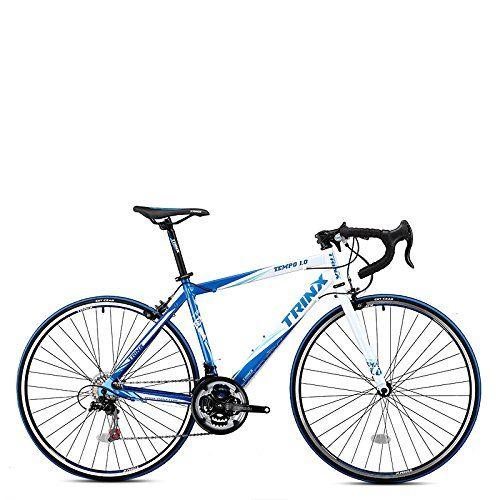 Trinx Tempo1 0 700c Road Bike Shimano 21 Speed Racing Bicycle 53cm