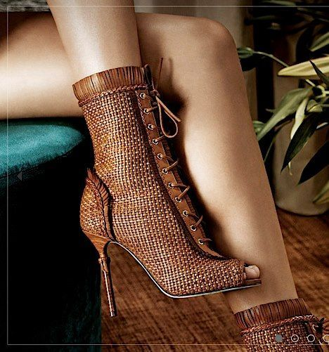 Insanely Cute High Heel Shoes