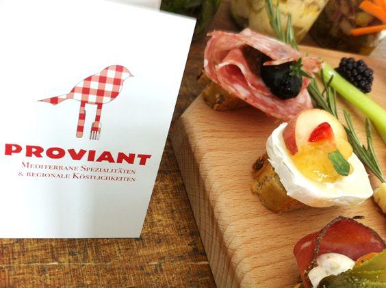 PROVIANT » Mediterrane Spezialitäten und regionale Köstlichkeiten