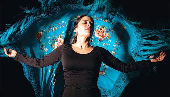 Quejío Flamenco en la Plaza de la Danza de México D.F., la noticia en aireflamenco.com