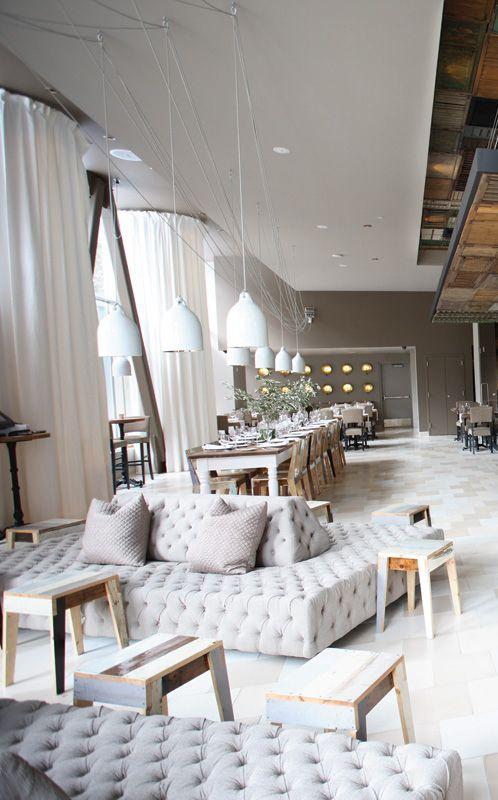 Lookbook Design Hostel Upholstered Poof Wergelandsveien