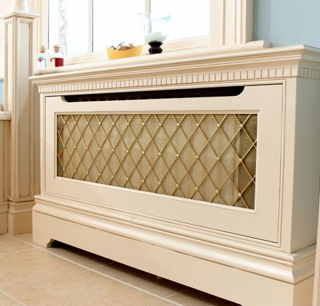 Radiator covers: