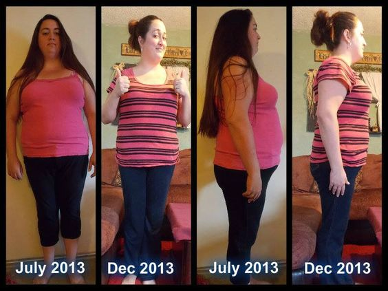 "Wow, look at DeLayne! She has gotten up the courage to submit her pics and testimony. ""Well here it is ladies and Gentleman!! Front and side from when I started until now .... Skinny Fiber works!!!! .... 30 pounds gone so far!!!"