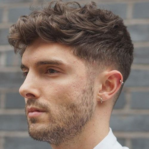 50 Best Wavy Hairstyles For Men Cool Haircuts For Wavy Hair 2020 Guide Mens Hairstyles Thick Hair Wavy Hair Men Thick Wavy Hair