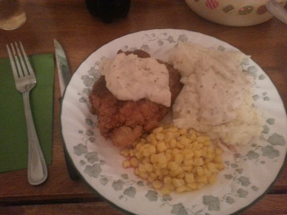 Good Ole Southern Confort Food!!