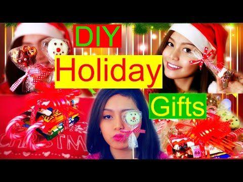 Ep.2 - DIY Holiday Gifts #HolidayWithBoni ❄ - YouTube