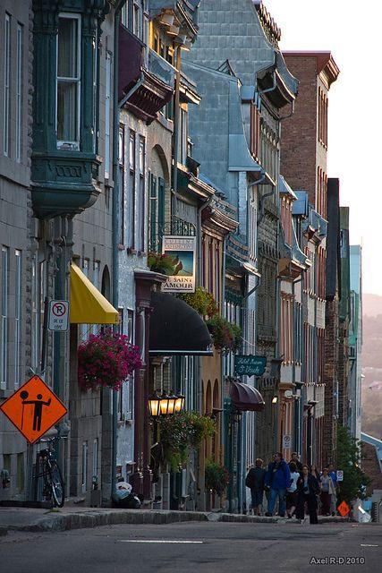 Vieux-Québec, Canada