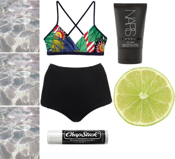 """""""the sun was high"""" by booklet ❤ liked on Polyvore"""