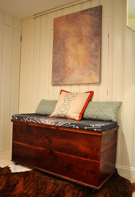Cedar Chest / Toy Box / Coffee Table  Rustic Stained by dwellbeing, $160.00