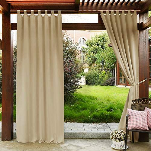 Pony Dance Outdoor Blackout Curtain Pony Dance Outdoor Blackout