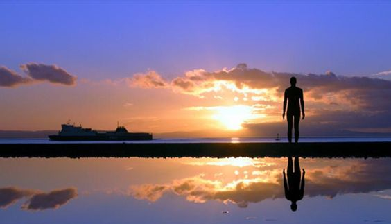 'Another Place' by Antony Gormley - Sightseeing in Liverpool, Crosby - Visit Liverpool
