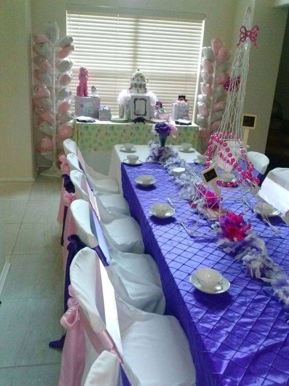 Hennessey's 3'0 Clock High Tea Party  | CatchMyParty.com
