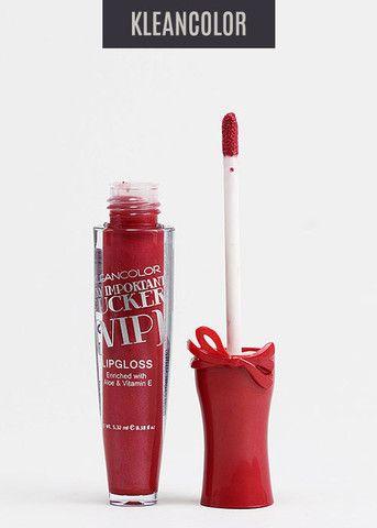 VIP Pucker Lip Gloss