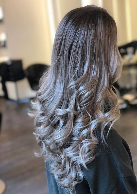 Princess Ashy Silver Tones For Halloween 2018 My Blog Hair Styles Long Hair Styles Hair Color For Women