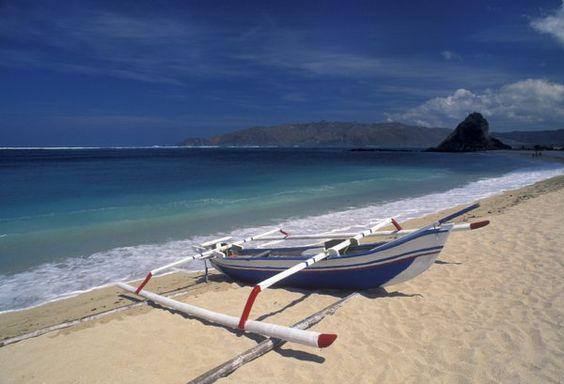 Playa en Bali.