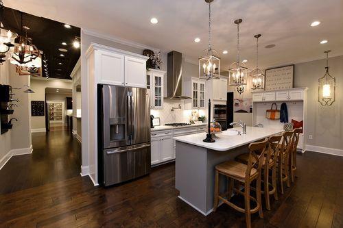 Design Center Mungo Homes Home Design Kitchen Design
