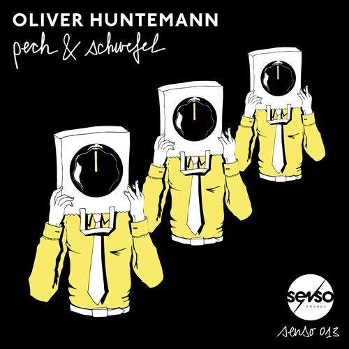 Oliver Huntemann - Pech & Schwefel [SENSO013D] - http://www.electrobuzz.fm/2015/12/05/oliver-huntemann-pech-schwefel-senso013d/
