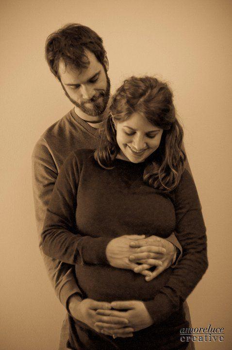 Couple Maternity Photos
