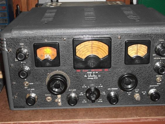 Image result for Used radios can be a pleasant deal, DX or a nightmare