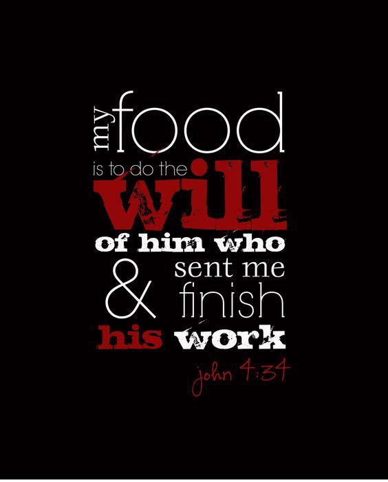 John 4:34
