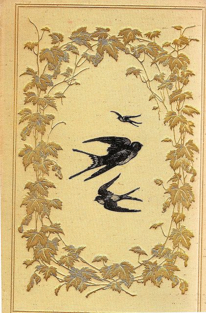 swallow book cover 1884