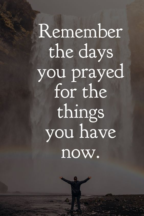 Be so Thankful for all you have now! God hears your prayers everytime you speak to him. Be patient. It will all for into place as it should be♡