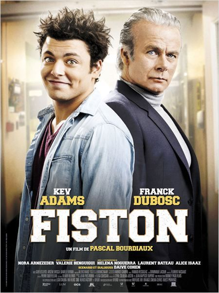"""<3<3<3 """"Fiston"""", une comédie de Pascal Bourdiaux, avec Kev Adams, Franck Dubosc & Nora Arnezeder (03/2014)"""
